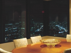 3M Night Vision-View from conference room