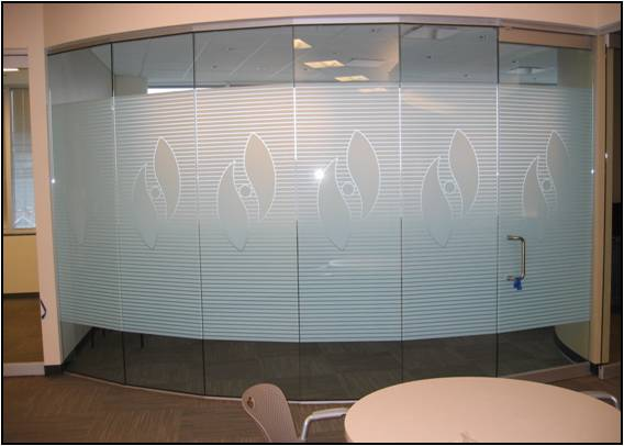 graphic design frosted window film - Frosted Window Film